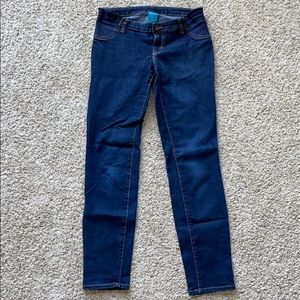 Old Navy side panel Maternity jeans size 6